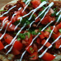 Healthy Santa Fe Pizza