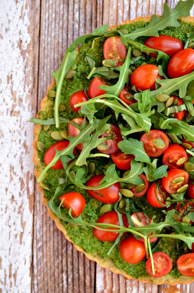 Superfood Pizza