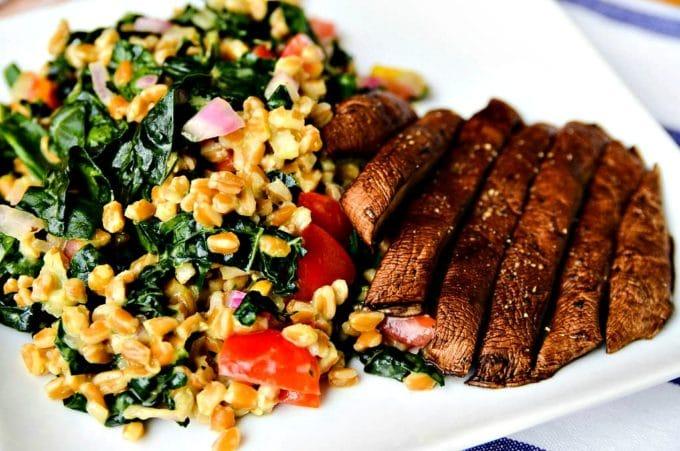 The Hearty Detox Salad | Vegan - Blissful Basil | Plant-Based Vegan ...