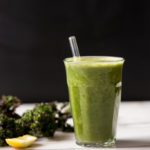 Daily Morning Greens Juice from Daily Greens: 4-Day Cleanse by Shauna Martin + A Giveaway!