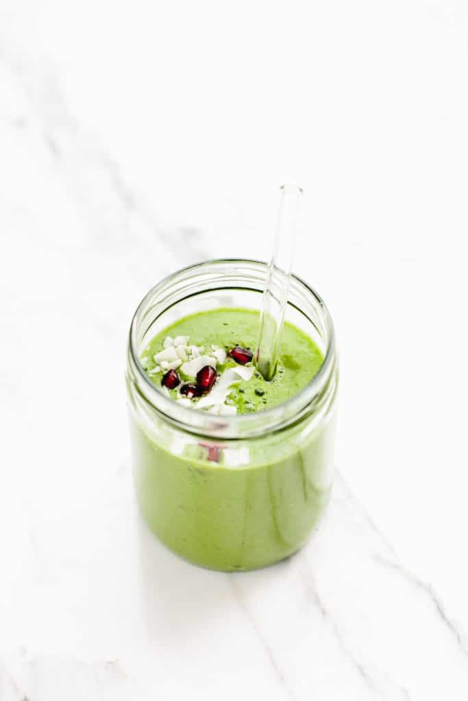 Purposeful Pear Green Smoothie